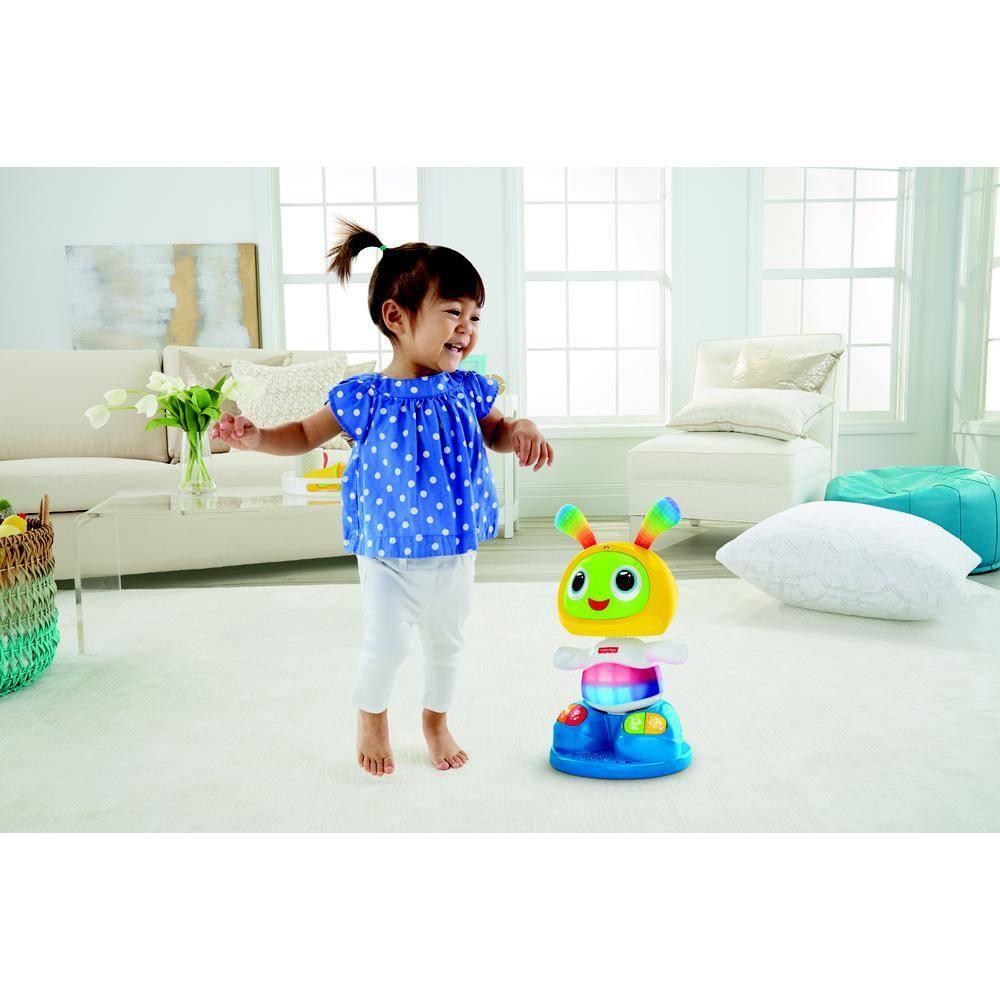 Beatbo DLX Fisher-Price - Mattel FJB53 - Noy Brinquedos