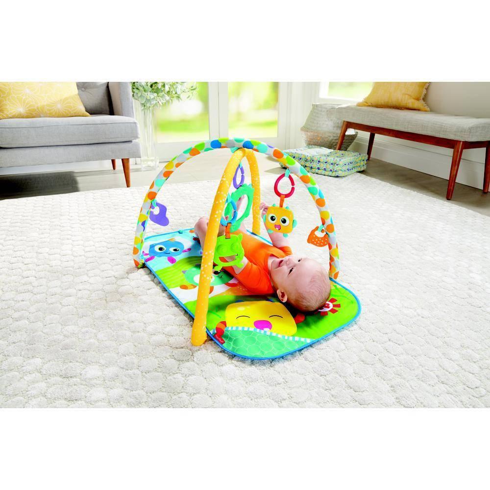 Ginásio de Monstrinhos Fisher-Price - Mattel FNF23 - Noy Brinquedos