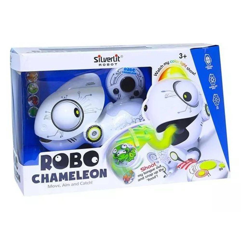 Robô Camaleão Silverlit - DTC 4797 - Noy Brinquedos