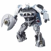 Autobot Jazz Deluxe Class Movie 1 Transformers - Hasbro E0745