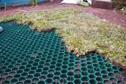 Piso Drenante Permeável para jardim estacionamento playground | MÁQUINAS CURITIBA