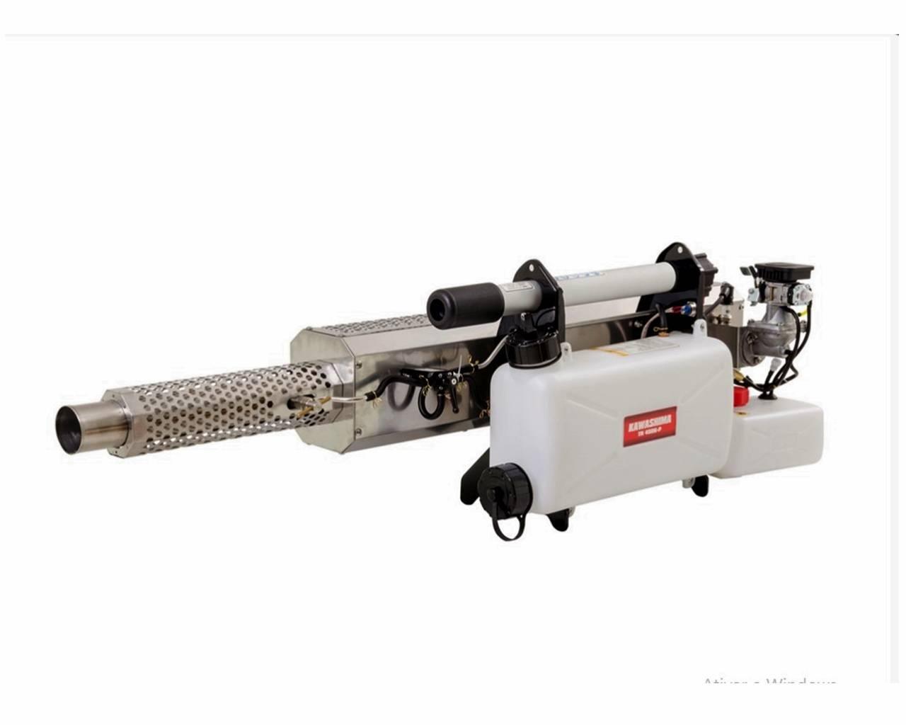 Nebulizador Térmico Agrícola TN4506P para sanitização dedetização