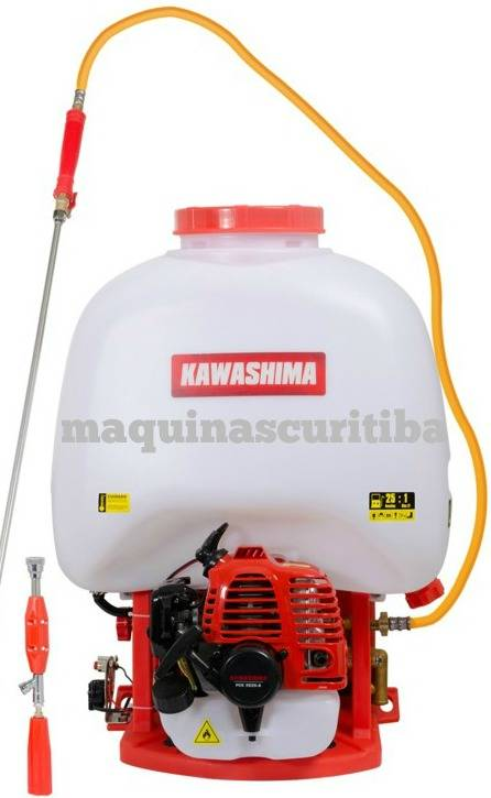 Pulverizador costal a gasolina 2 tempos 25,4cc  PCG 2625