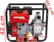 Motobomba bomba d'água a gasolina 7hp alta pressão kawashima gw 200h | MÁQUINAS CURITIBA