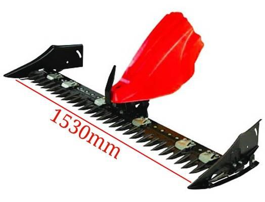 Segadeira kawashima AFSG158 para microtratores MFG943 MFD743