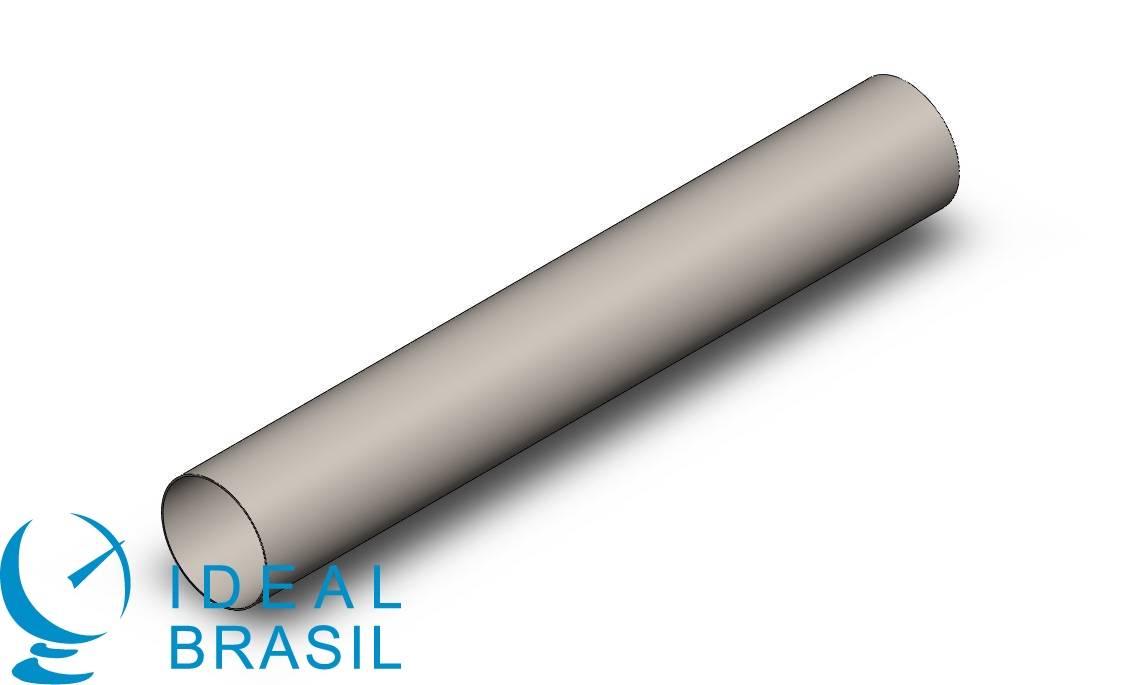 Tubo Diam 4' ( 101,6mm)