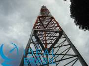 Torre Autoportante Triangular Modular - AEV 3m - 30 metros