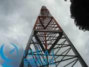 Torre Autoportante Triangular Modular - AEV 1,2m - 36 Metros
