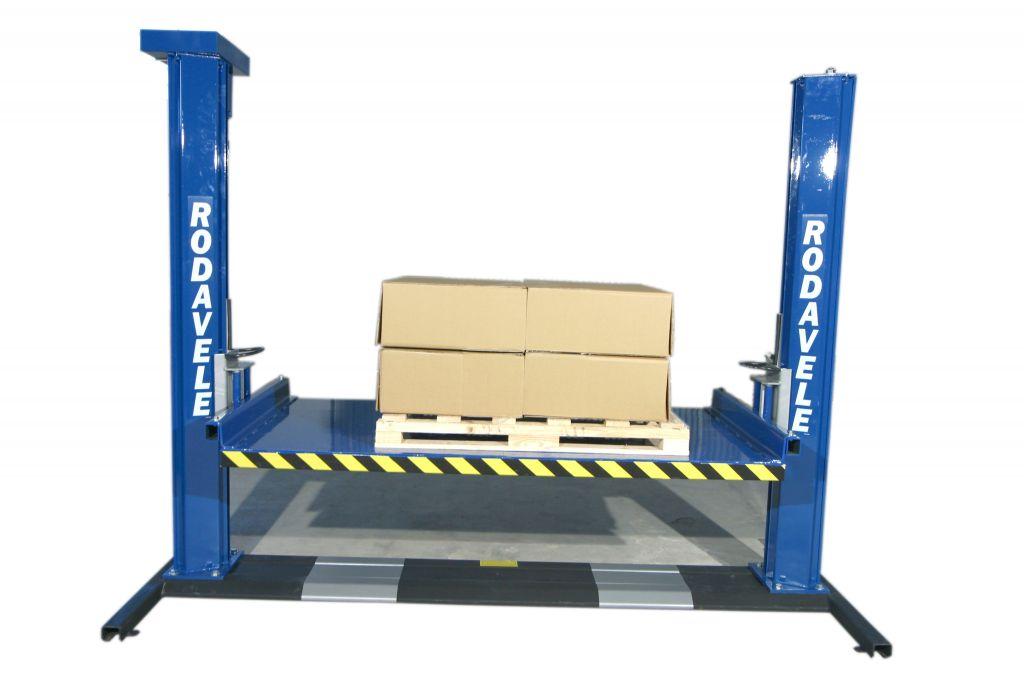 Elevador Monta Carga Rodavele RDV 2.5 Cargo (cód.7359) - RODAVELE