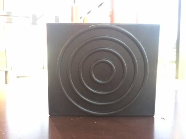 Sapata retangular com encaixe 150x125mm (cód. 740)  - RODAVELE