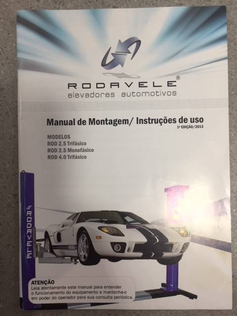 Manual Rodavele - RODAVELE
