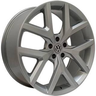 Jogo de Rodas VW Amarok Monacco MW070 / Aro 20 (Tala 8,5) 5x120 Prata