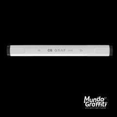 Marcador Cis Graf Duo Black 120