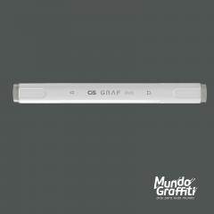 Marcador Cis Graf Duo Cool Grey CG5