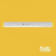 Marcador Cis Graf Duo Fresh Yellow 44