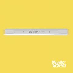 Marcador Cis Graf Duo Canaria Yellow 45