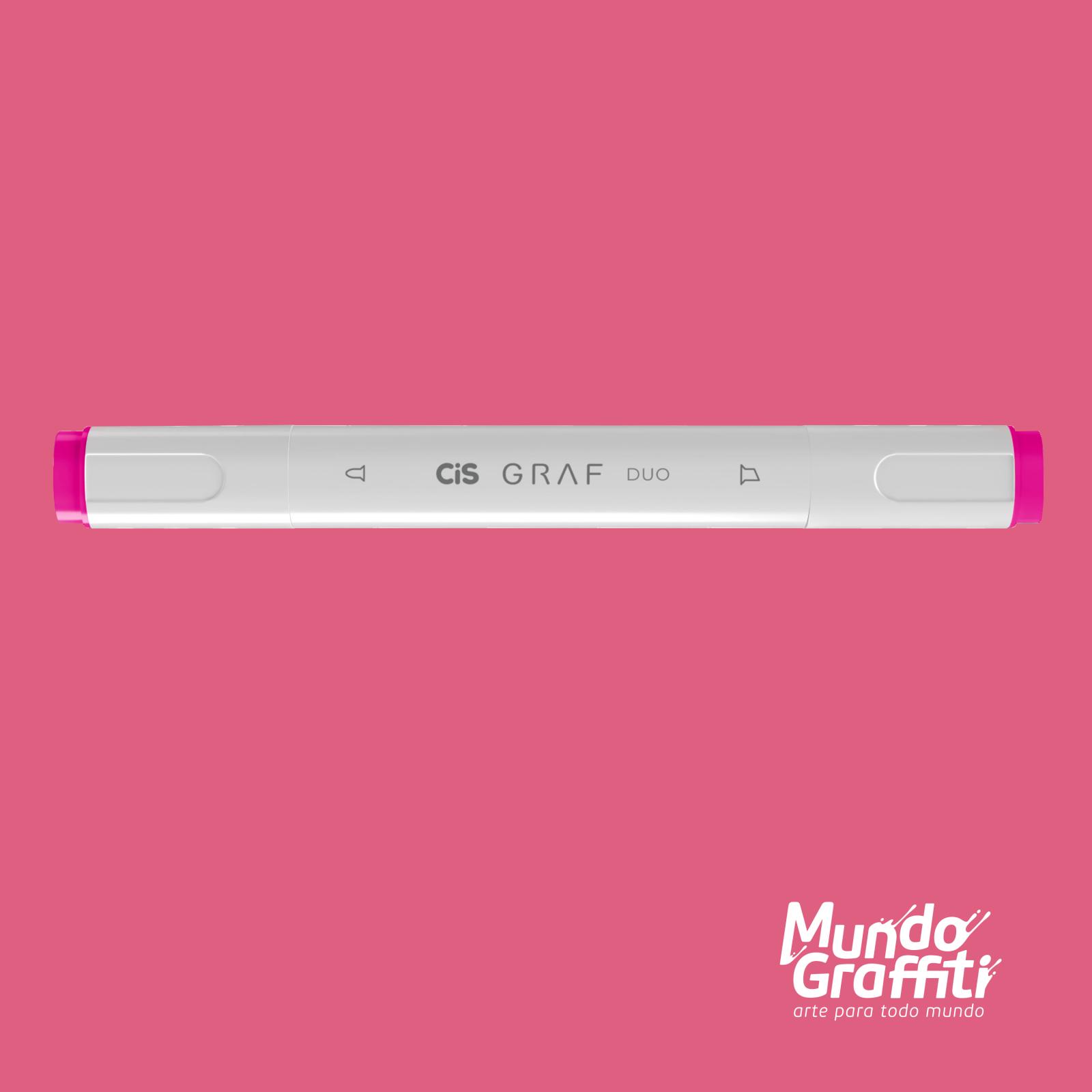 Marcador Cis Graf Duo Pastel Violet 84 - Mundo Graffiti