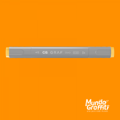 Marcador Cis Graf Duo Brush Yellow 34