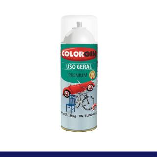 Spray Verniz Colorgin Uso Geral 57051 Incolor 400ml
