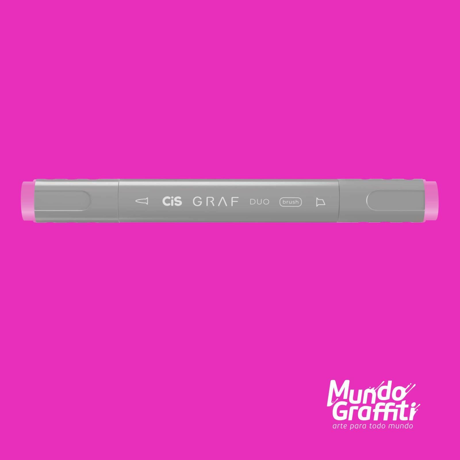 Marcador Cis Graf Duo Brush Pale Purple 89 - Mundo Graffiti