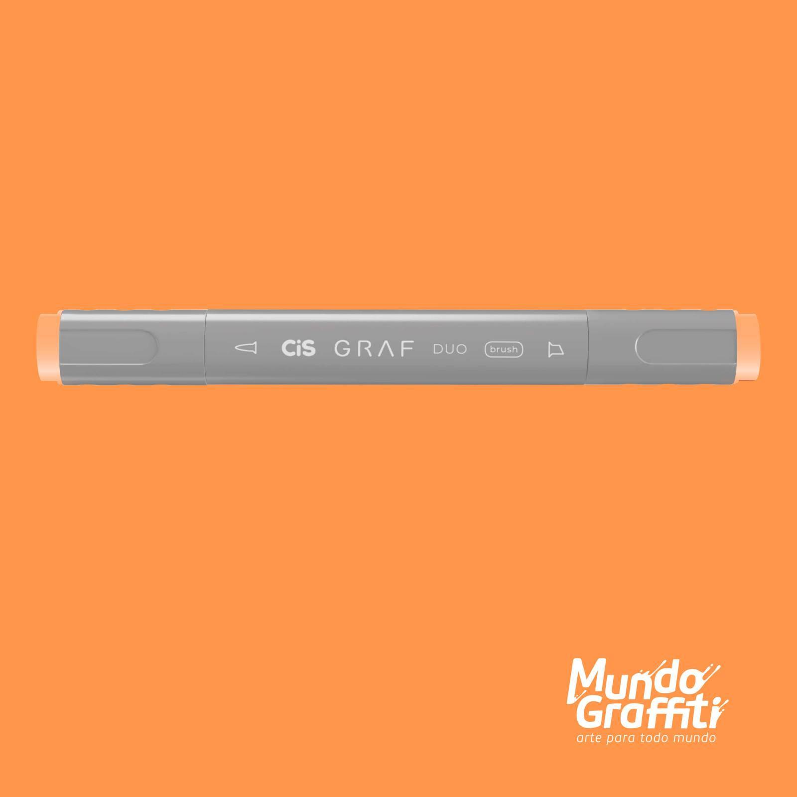Marcador Cis Graf Duo Brush Marigold 24 - Mundo Graffiti