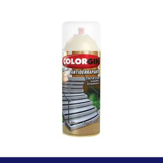 Tinta Spray Colorgin Antiderrapante 1604 Incolor 350ml