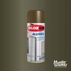 Tinta Spray Colorgin Alumen 771 Bronze Claro 350ml
