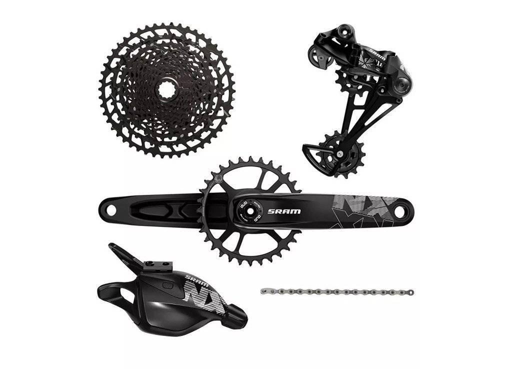 Sram NX Eagle DUB - Alex Ribeiro Bikes