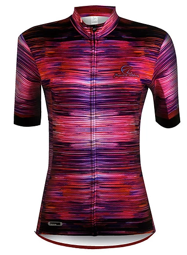 Camiseta MR Luck Rosa - Feminina - Alex Ribeiro Bikes