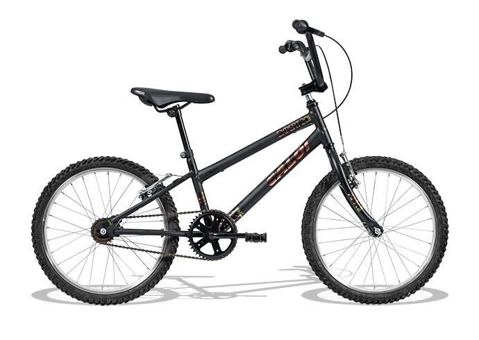 Bicicleta Caloi Expert 20 - Alex Ribeiro Bikes
