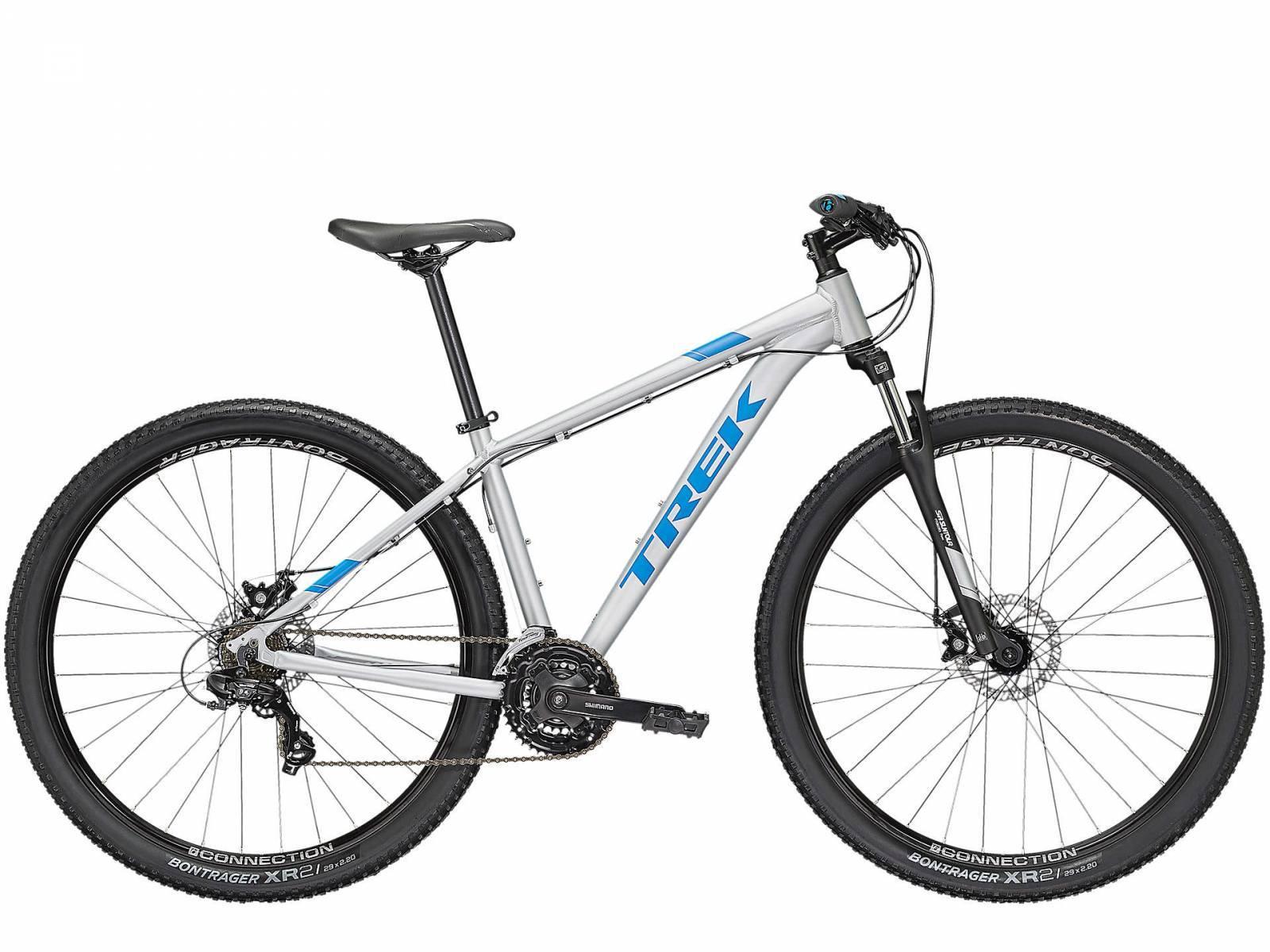 Bicicleta Trek Marlin 4 Cinza - Alex Ribeiro Bikes