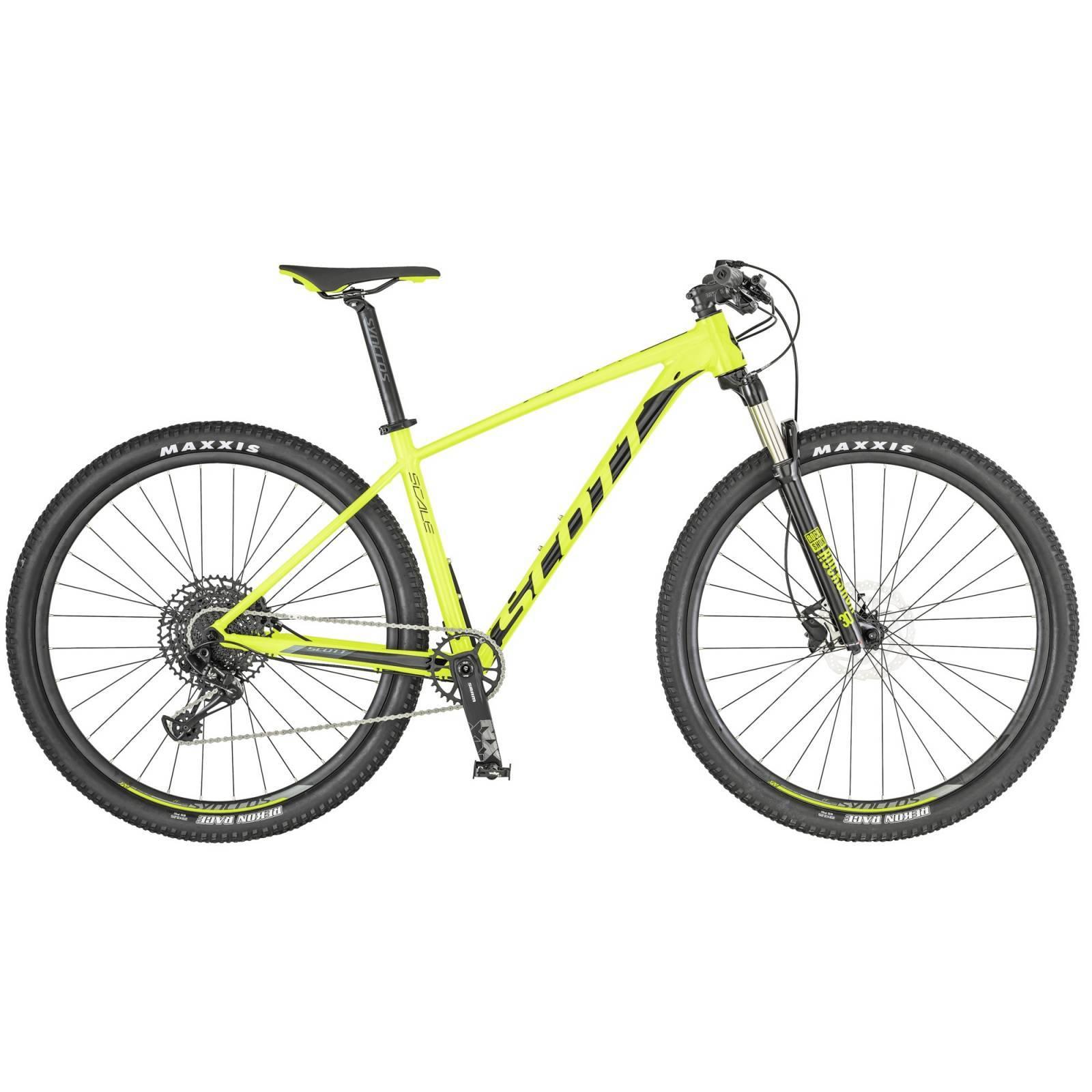 Bicicleta Scott Scale 980 2019 A - Alex Ribeiro Bikes