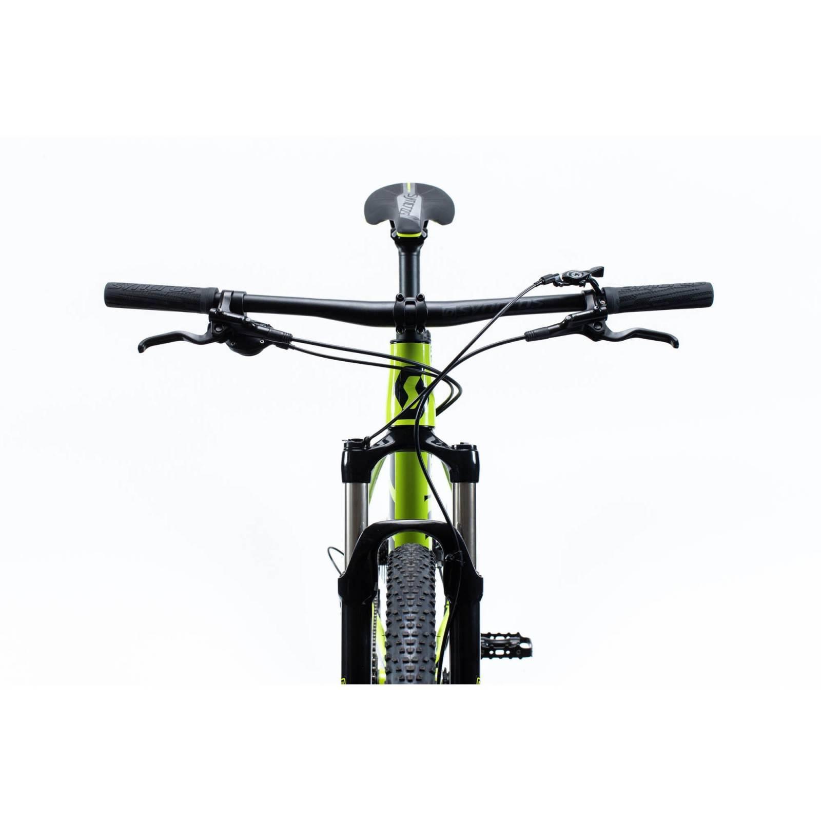 Bicicleta Scott Scale 980 2019 Amarela - Alex Ribeiro Bikes