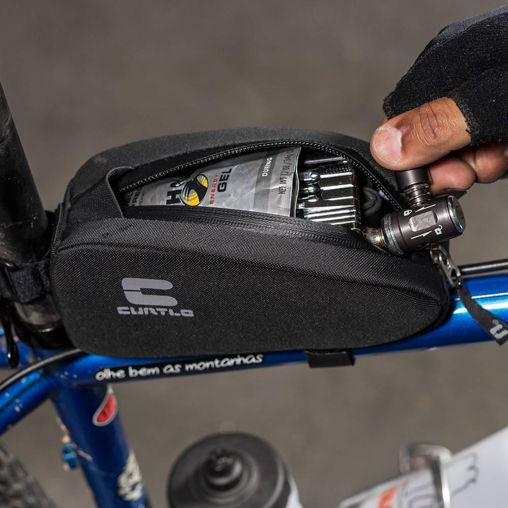 Bolsa de Quadro Curtlo Frame Box P - Alex Ribeiro Bikes