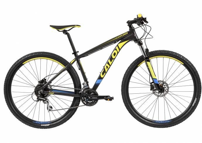 Bicicleta Caloi Explorer Comp 2019 - Alex Ribeiro Bikes