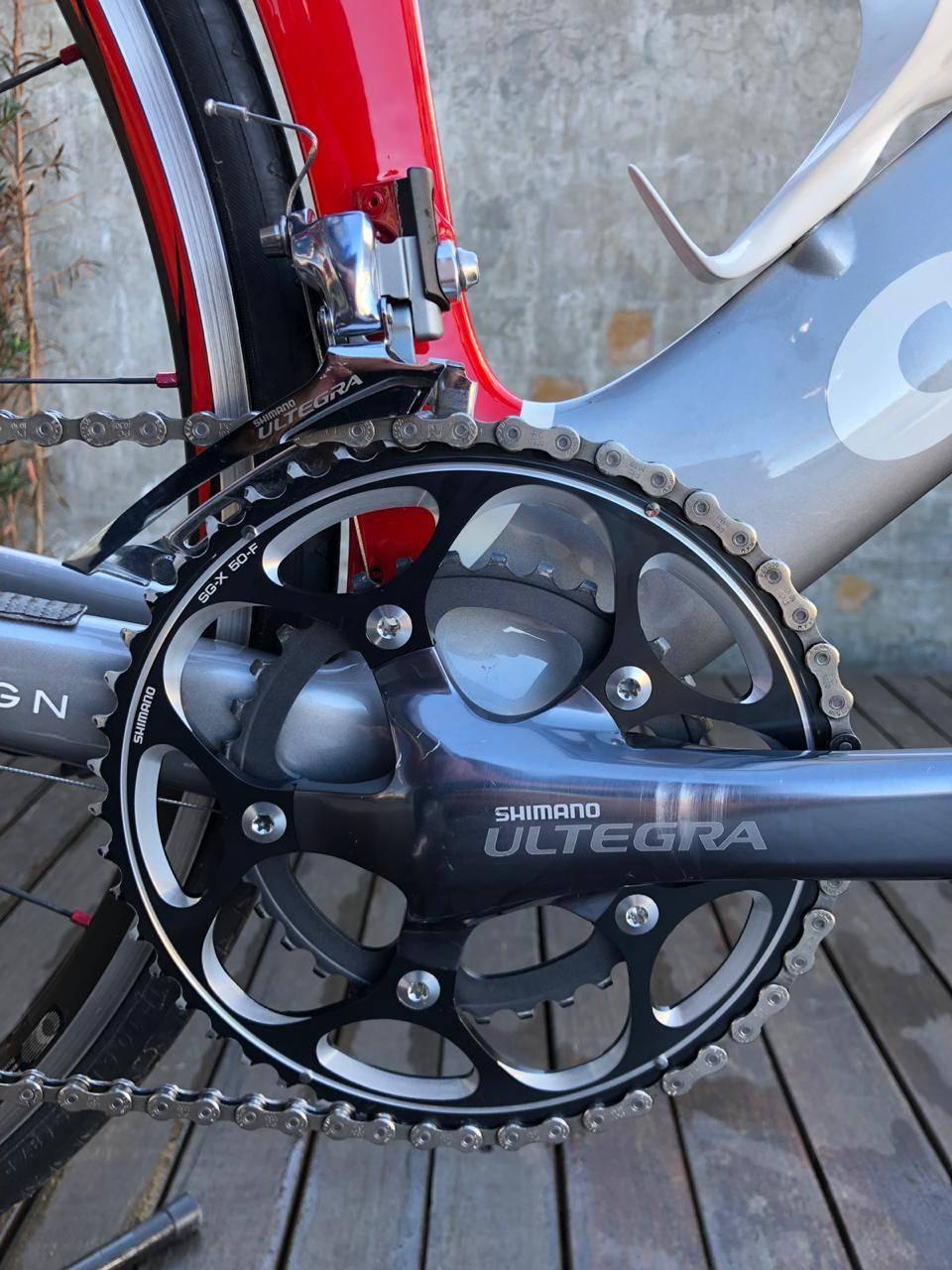 Cervélo P2 - Alex Ribeiro Bikes