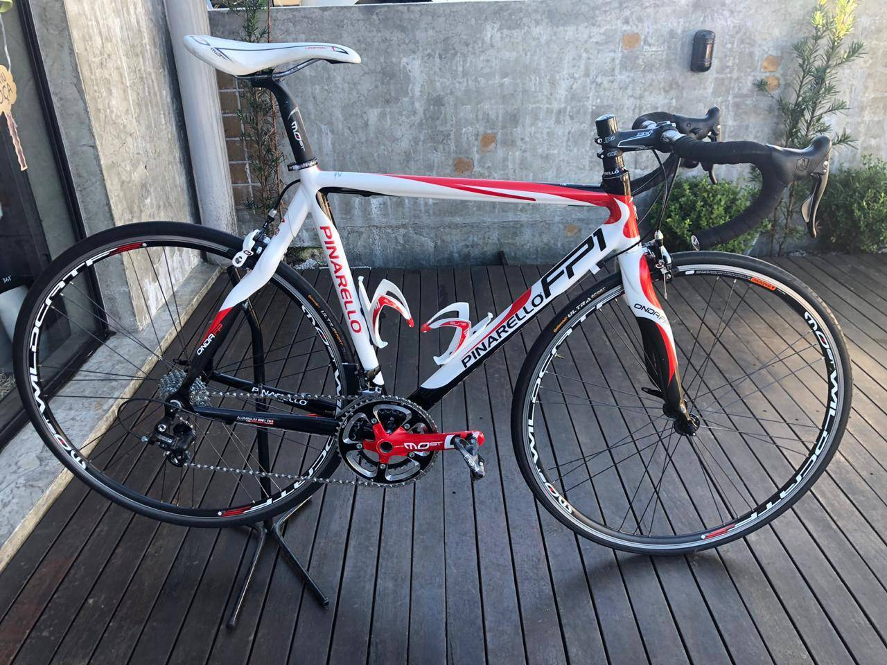 Pinarello FP1 - Alex Ribeiro Bikes