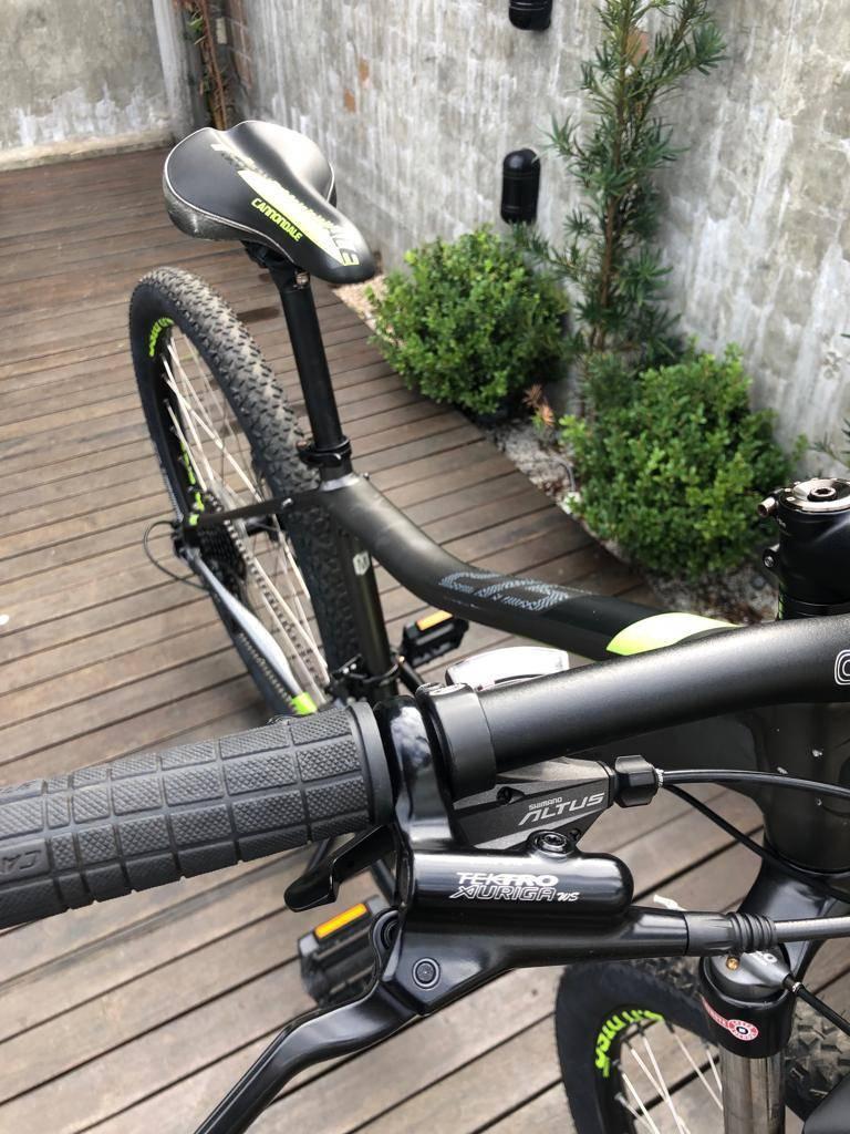 Cannondale Trail  - Alex Ribeiro Bikes