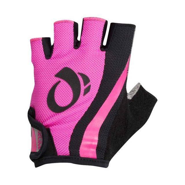 Luva Pearl Izumi Select Pink - Alex Ribeiro Bikes