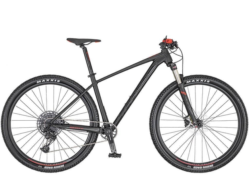 Bicicleta Scott Scale 980 2020 Preta - Alex Ribeiro Bikes
