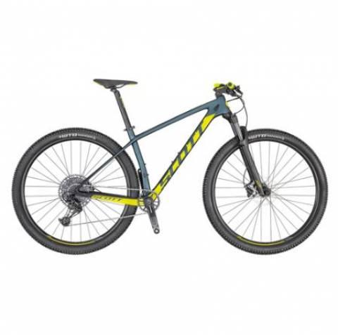 Bicicleta Scott Scale 940 2020 Azul - Alex Ribeiro Bikes