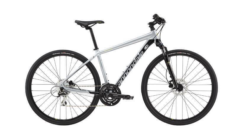 Bicicleta Cannondale Quick CX4 2019 - Alex Ribeiro Bikes