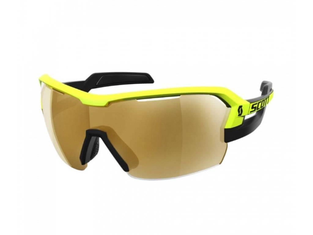 Óculos Scott Spur Amarelo/Preto - Alex Ribeiro Bikes