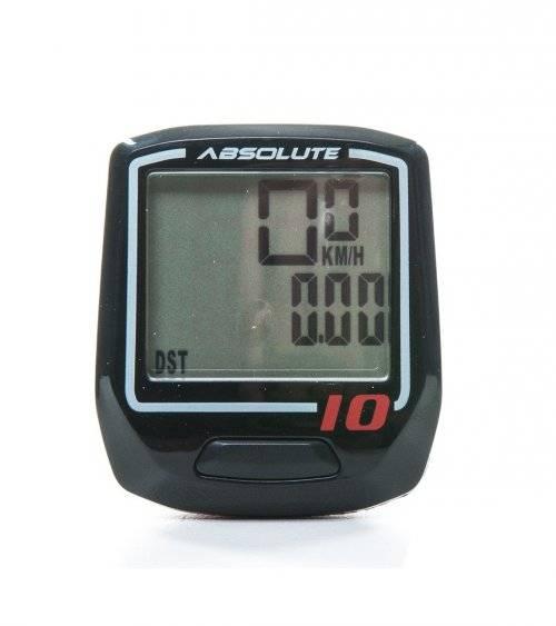 Ciclocomputador Absolute Irix 10 - Alex Ribeiro Bikes