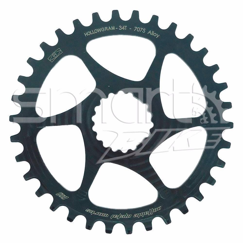 Coroa Nottable Hollowgram Direct Mount 34T - Alex Ribeiro Bikes