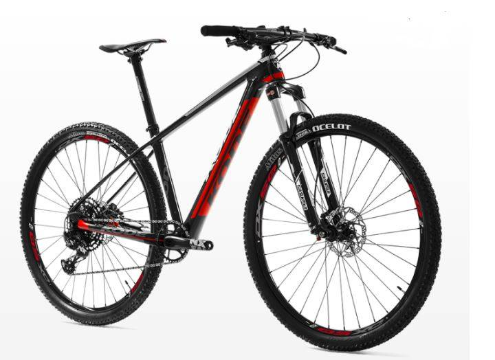 Bicicleta Kode Prodigy  - Alex Ribeiro Bikes
