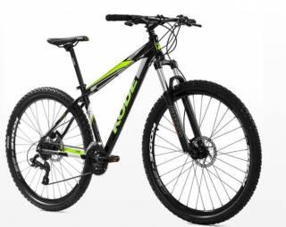 Bicicleta Kode Izon Preta/Verde