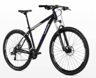 Bicicleta Kode Attractive Preta/Azul