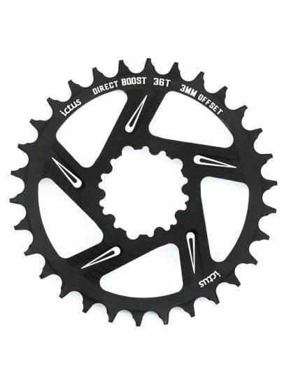 Coroa Ictus Direct BOOST 36T 3mm - Alex Ribeiro Bikes