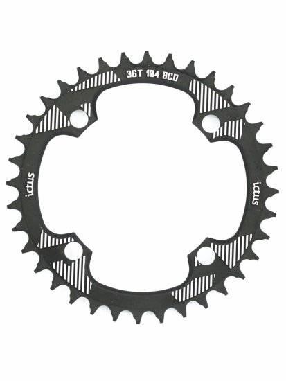 Coroa Ictus Indexada BCD 110 50T - Alex Ribeiro Bikes